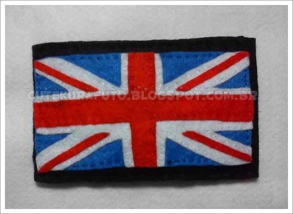 Capa p/ celular Inglaterra